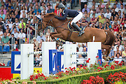 Douglas Lindelow - Casello<br /> FEI European Championships Aachen 2015<br /> © DigiShots