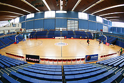 A general view of the arena - Photo mandatory by-line: Arron Gent/JMP - 28/09/2019 - BASKETBALL - Crystal Palace National Sports Centre - London, England - London City Royals v Bristol Flyers - British Basketball League Cup