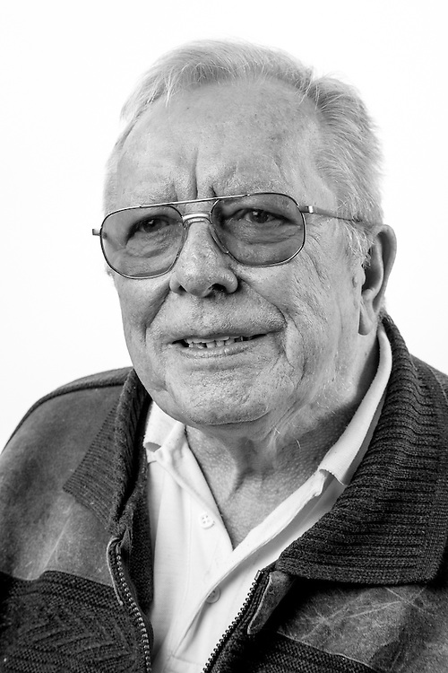 Derek Marland, Royal Navy, 1949-1955, RN Special Reserve 1955-1960, Able Seaman.  During his service Derek was deployed to NATO ports in Northern Europe including Belgium, Holland and Germany.  Veterans Portrait Project UK, Edinburgh, Scotland
