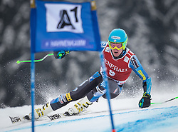 25.01.2013, Streif, Kitzbuehel, AUT, FIS Weltcup Ski Alpin, Super G, Herren, im Bild Ted Ligety (USA) // Ted Ligety of the USA in action during mens SuperG of the FIS Ski Alpine World Cup at the Streif course, Kitzbuehel, Austria on 2013/01/25. EXPA Pictures © 2013, PhotoCredit: EXPA/ Johann Groder