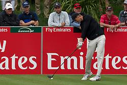 November 15, 2018 - Sydney, NSW, U.S. - SYDNEY, AUSTRALIA - NOVEMBER 15: Cameron Davis (AUS) tees off from the 11th hole at Day 1 of The Emirates Australian Open Golf on November 15, 2019, at The Lakes Golf Club in Sydney, Australia. (Photo by Speed Media/Icon Sportswire) (Credit Image: © Speed Media/Icon SMI via ZUMA Press)
