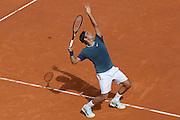 © Filippo Alfero<br /> Monte-Carlo Tennis Masters 2014, semifinali<br /> Monaco, 19/04/2014<br /> sport tennis<br /> Nella foto: Roger Federer