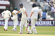 Alastair Cook of England gets his 50 on Day One of the NatWest Test Match match at Lord's, London<br /> Picture by Simon Dael/Focus Images Ltd 07866 555979<br /> 24/05/2018
