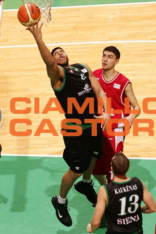 DESCRIZIONE : Siena Uleb Cup 2006-07 Montepaschi Siena Lukoil Academic Sofia <br /> GIOCATORE : Baxter <br /> SQUADRA : Lukoil Academic Sofia <br /> EVENTO : Uleb 2006-2007 <br /> GARA : Montepaschi Siena Lukoil Academic Sofia <br /> DATA : 21/11/2006 <br /> CATEGORIA : Special <br /> SPORT : Pallacanestro <br /> AUTORE : Agenzia Ciamillo-Castoria/P.Lazzeroni