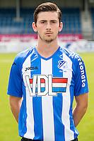 EINDHOVEN - Persdag FC Eindhoven , Voetbal , Seizoen 2015/2016 , Jan Louwers stadion , 22-07-2015 , Roald van Hout