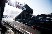 October 27-29, 2017: Mexican Grand Prix. Kimi Raikkonen (FIN), Scuderia Ferrari, SF70H