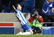 Brighton and Hove Albion v Peterborough United 061112