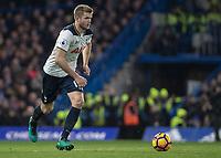 Football - 2016/2017 Premier League - Chelsea V Tottenham Hotspur<br /> <br /> Eric Dier of Tottenham at Stamford Bridge.<br /> <br /> COLORSPORT/DANIEL BEARHAM