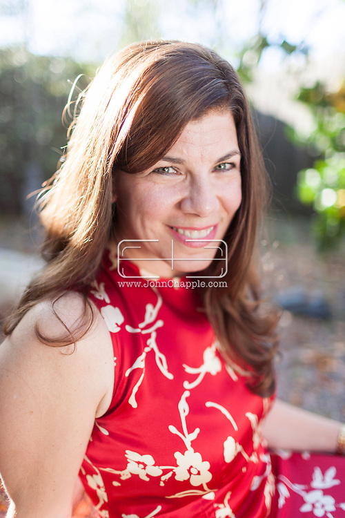 March 12, 2015. Los Angeles, California.  Author Robin Rinaldi, who has written a memoir &quot;The Wild Oats Project&quot; about how she spent a year in an open marriage, having sex with various different men, as a way of finding sexual fulfillment as a woman.<br /> Photo Copyright John Chapple / www.JohnChapple.com /