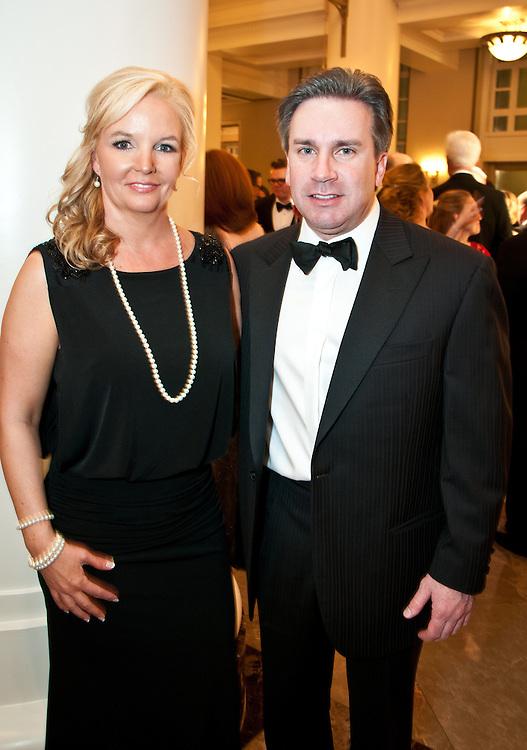 Anna Gambrell, Jeff Ervin