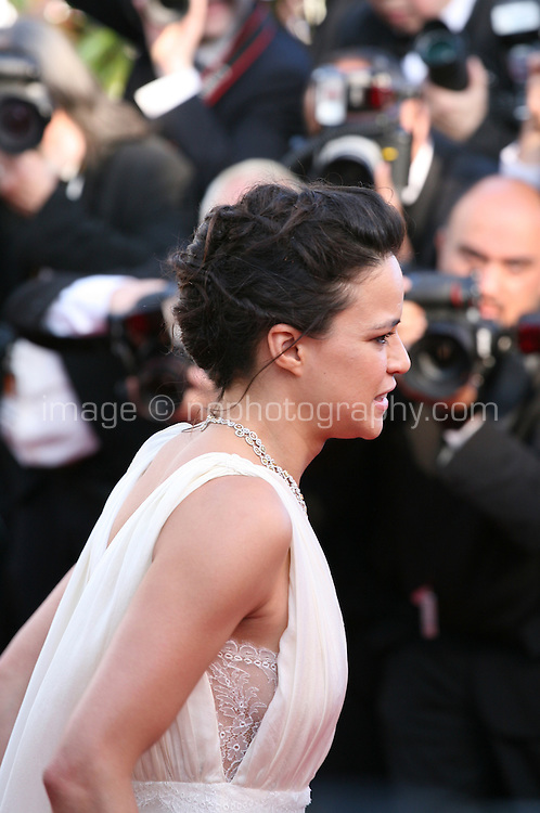 Actress Michelle Rodriguez at the Killing Them Softly gala screening at the 65th Cannes Film Festival France. Tuesday 22nd May 2012 in Cannes Film Festival, France.