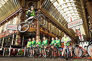 Prudential Ride London 2015 Media Events