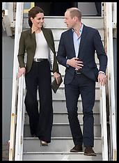 Duke and Duchess of Cambridge in Cyprus - 5 Dec 2018