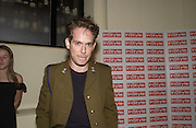 Tom Hollander. Uncle Vanya, Donmar Warehouse and afterwards at 1 Aldwych. 30 September 2002. © Copyright Photograph by Dafydd Jones 66 Stockwell Park Rd. London SW9 0DA Tel 020 7733 0108 www.dafjones.com