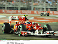 en nocturne .. *** Local Caption *** alonso (fernando) - (esp) -