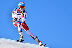 GMUR Theo, LW9-1, SUI, Giant Slalom at the WPAS_2019 Alpine Skiing World Cup, La Molina, Spain