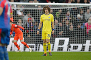 Chelsea defender David Luiz (30)  during the Premier League match between Crystal Palace and Chelsea at Selhurst Park, London, England on 30 December 2018.