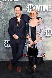 May 19, 2017 - Los Angeles, CA, USA - LOS ANGELES - MAY 19:  Rob Morrow, Debbon Ayer at the ''Twin Peaks'' Premiere Screening at The Theater at Ace Hotel on May 19, 2017 in Los Angeles, CA (Credit Image: © Kay Blake via ZUMA Wire)