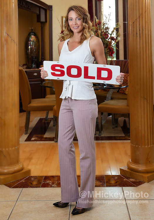 Real Estate broker Jenn Newell
