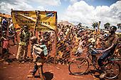 Nyarugusu refugee camp, Tanzania