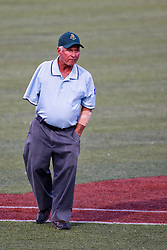 04 August 2018: Bryan &quot;Lefty&quot; Bloodworth. Legends Game for the Miracle League at Corn Crib Stadium on the campus of Heartland Community College in Normal Illinois<br /> <br /> Game featured retired MLB players from the ST. Louis Cardinals and the Chicago Cubs...  Derek Lee, Bobbie Dernier, Kyle Farnsworth, Les Lancaster, Ray Lankford, Kerry Robinson, Jim Edmonds, and Aramis Ramirez