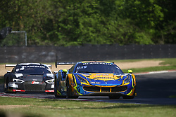 May 6, 2018 - Brands Hatch, Grande Bretagne - 39 TP 12 KESSEL RACING (THA) FERRARI 488 GT3 PITI BHIROMBHAKDI (THA) CARLO VAN DAM  (Credit Image: © Panoramic via ZUMA Press)