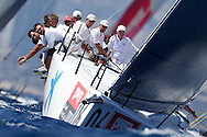 SPAIN, Barcelona, AUDI MedCup, 25th July 2010,  Camper Regatta - Conde de Godo Trophy,