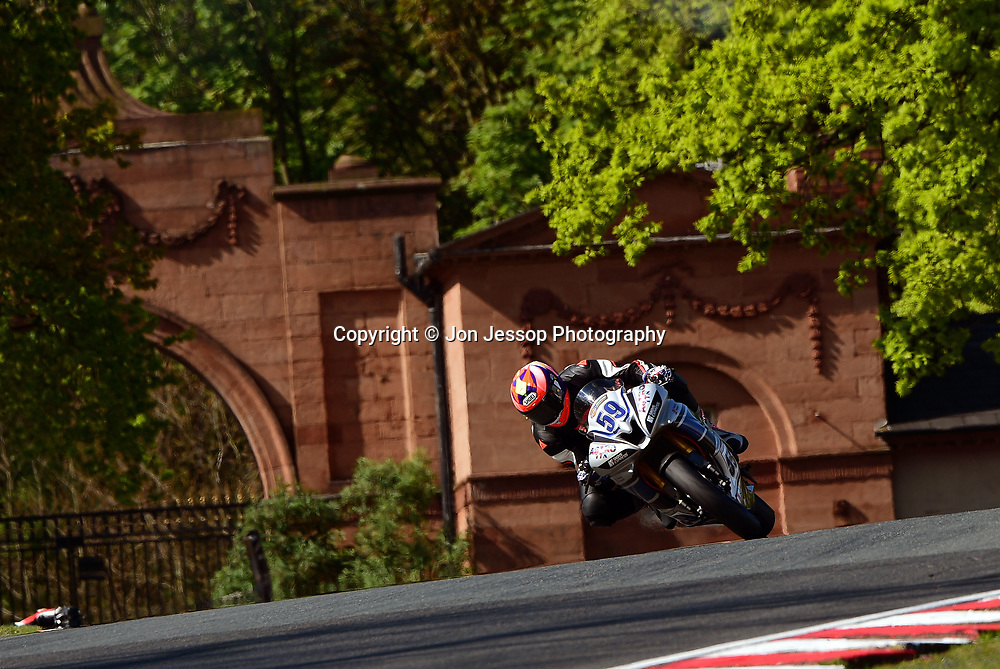 #59 Matt Truelove Lincoln Astro-TT Racing Yamaha 600