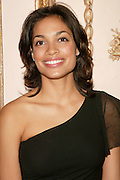 Actress Rosario Dawson at the 3rd Annual Directors Guild Of America Honors at the Waldorf-Astoria in New York City. June 9, 2002. <br />Photo: Evan Agostini/ImageDirect