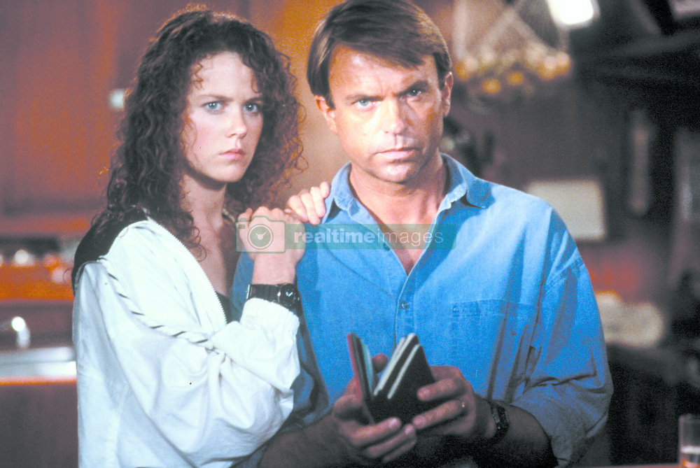 RELEASE DATE: April 07, 1989. MOVIE TITLE: Dead Calm. STUDIO: Kennedy Miller Productions. PLOT: An Australian couple take a sailing trip in the Pacific to forget about a terrible accident. While on the open sea, in dead calm, they come across a ship with one survivor who is not at all what he seems. PICTURED: NICOLE KIDMAN as Rae Ingram and SAM NEILL as John Ingram. (Credit Image: © Entertainment Pictures/Entertainment Pictures/ZUMAPRESS.com)