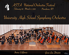 University High School Symphony Orchestra