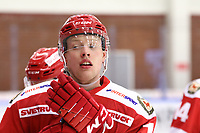2019-03-05   Ljungby, Sweden: during the game between IF Troja / Ljungby and Vimmerby HC at Ljungby Arena ( Photo by: Fredrik Sten   Swe Press Photo )<br /> <br /> Keywords: Icehockey, Ljungby, HockeyEttan, Ljungby Arena, IF Troja / Ljungby, Vimmerby HC, Playoff