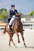 Nicola Louise Ahorner - Robbespiere<br /> European Championships Dressage 2016<br /> © DigiShots