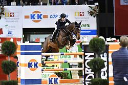 GREMME Kira (GER), Hackman Indeco<br /> Münster - K+K Cup 2019<br /> Finale Mittlere Tour<br /> 13. Januar 2019<br /> © www.sportfotos-lafrentz.de/Karl-Heinz Frieler