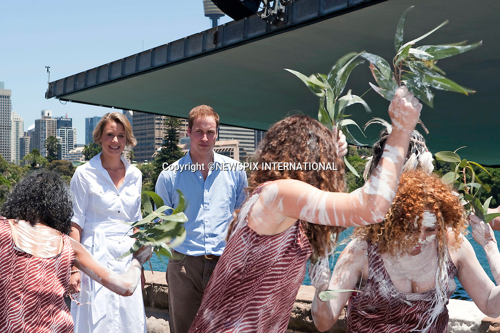 "PRINCE WILLIAM.Prince William attended a BBQ lunch with Christina Keneally (Premier of New South Wales). The BBQ was held at Mrs Macquaries Chair, Sydney with the beautiful backdrop of Sydney Harbour Bridge and the Sydney Opera House.William met a host of Sydney residents recived some gift, posed for a photo op with Christina Keneally and took a private boat ride on a RIB around the Harbour. Mrs Macquaries Chair, Sydney, Australia_20/01/2010..Mandatory Credit Photo: ©DIAS-NEWSPIX INTERNATIONAL..**ALL FEES PAYABLE TO: ""NEWSPIX INTERNATIONAL""**..IMMEDIATE CONFIRMATION OF USAGE REQUIRED:.Newspix International, 31 Chinnery Hill, Bishop's Stortford, ENGLAND CM23 3PS.Tel:+441279 324672  ; Fax: +441279656877.Mobile:  07775681153.e-mail: info@newspixinternational.co.uk"