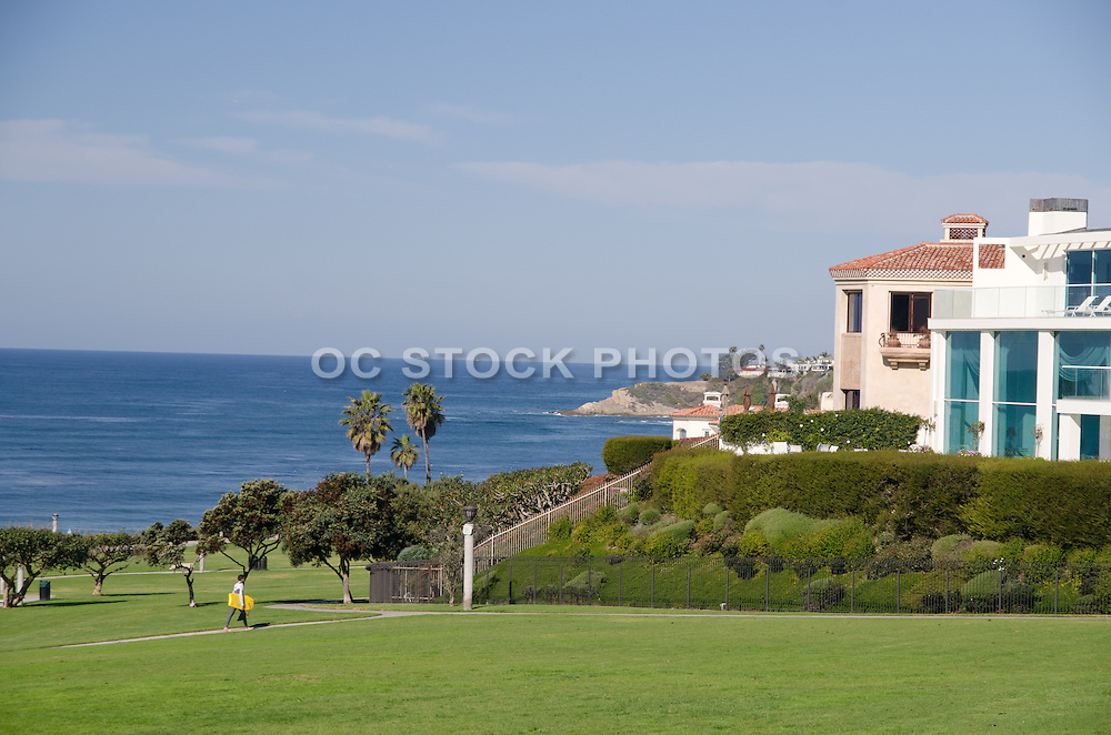 Salt Creek Beach Park in Dana Point