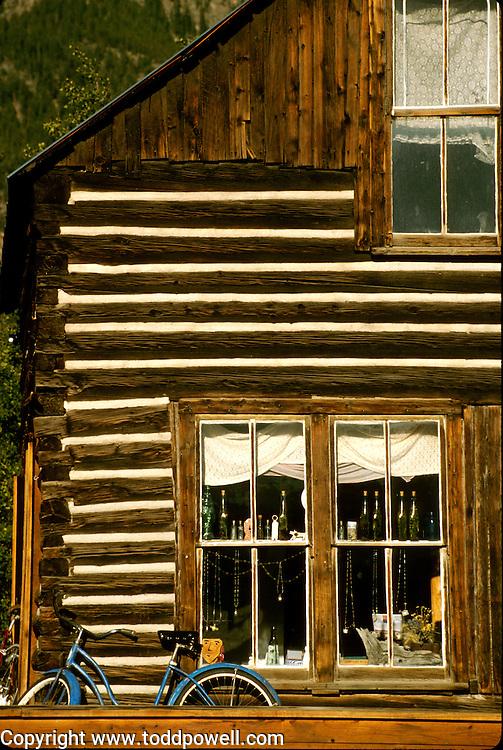 Cabin in Frisco Historic Park-Frisco, Colorado