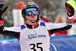 Super Combined and Super G, SCHNEIDER Christoph Bernhard, LW6/8-2, AUT at the WPAS_2019 Alpine Skiing World Championships, Kranjska Gora, Slovenia
