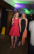 GRACE HUGHES-HALLETT; KITTY KALETSKY, The Brown's Hotel Summer Party hosted by Sir Rocco Forte and Olga Polizzi, Brown's Hotel. Albermarle St. London. 14 May 2015