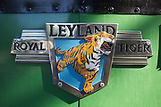 Leyland Royal Tiger bus emblem
