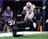 September 15, 2018 Advocare Classic: Ohio State vs TCU