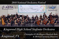 Kingwood High School Sinfonia Orchestra