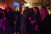 Hans-Ulrich Obrist , May You Party in Interesting Times, Ralph Rugoff hosts a party for the artists with the Store X , Vinyl Factory and Laylow, Palazzo Benzon, Venice. 7 May 2019