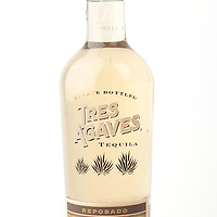 Tres Agaves reposado -- Image originally appeared in the Tequila Matchmaker: http://tequilamatchmaker.com