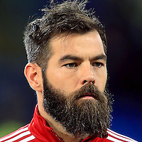 Uefa Euro FRANCE 2016 - <br /> Wales National Team - <br /> Joe Ledley