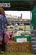 Local Produce Stall Porthleven
