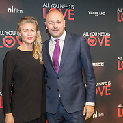 NLD/Amsterdam/20181126 - premiere All You Need Is Love, Boris van der Ham en ......