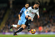 Premier League - Manchester City v Tottenham Hotspur - 21 January 2017