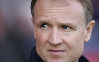 Photo: Paul Thomas.<br /> Doncaster Rovers v Swansea City. Coca Cola League 1. 17/02/2007.<br /> <br /> Sean O'Driscoll, Doncaster manager.