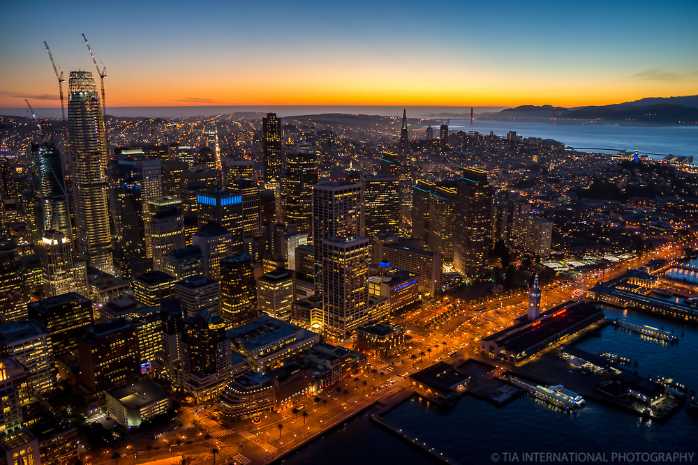 San Francisco, The City & The Bay
